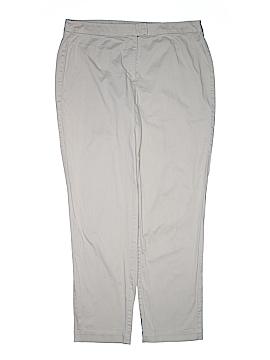 Jaclyn Smith Khakis Size 14