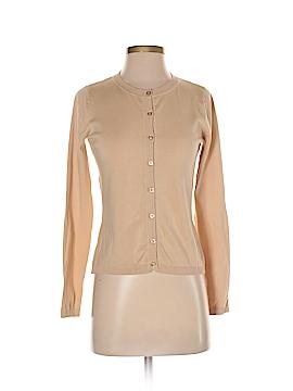 August Silk Silk Cardigan Size S (Petite)
