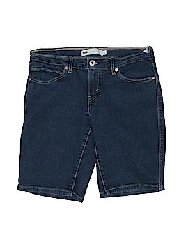 Levi Strauss Signature Denim Shorts Size 5