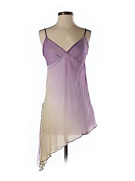 Anna Paul Sleeveless Silk Top Size M