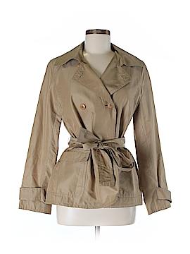 Talbots Trenchcoat Size 8