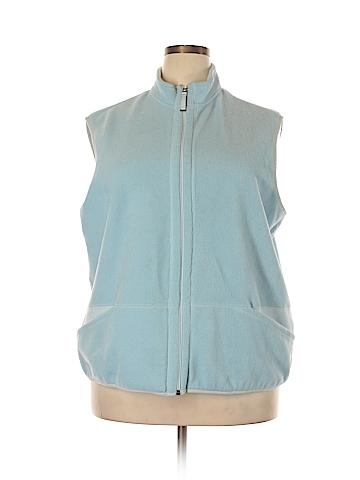 Casual Corner Annex Vest Size 2X (Plus)