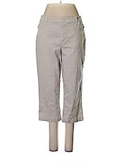 Gloria Vanderbilt Women Khakis Size 6