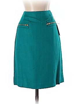 Eccoci Silk Skirt Size 0