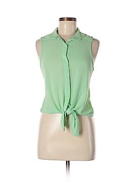 Penelope Short Sleeve Blouse Size M