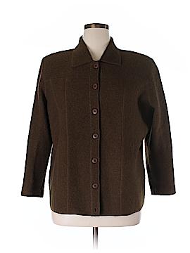Evan Picone Jacket Size 1X (Plus)