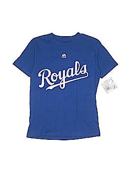 Majestic Short Sleeve T-Shirt Size 8
