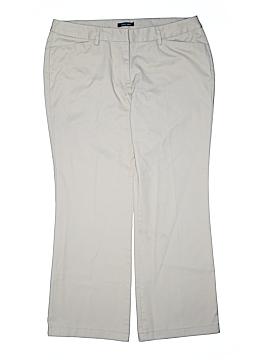 Lands' End Outlet Casual Pants Size 14