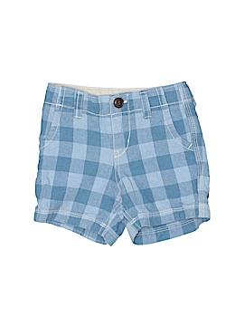 Gap Khaki Shorts Size 12-18 mo