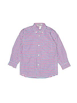 Pineiro Young Collection Long Sleeve Button-Down Shirt Size 104 cm