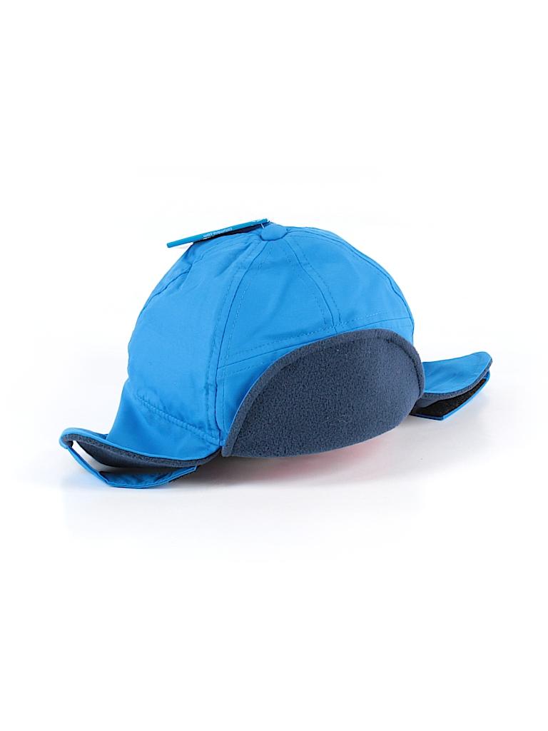 Columbia 100% Nylon Solid Blue Winter Hat Size Small kids - Medium ... e2044b0ce3f