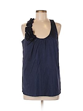 Christiane Celle Sleeveless Silk Top Size M