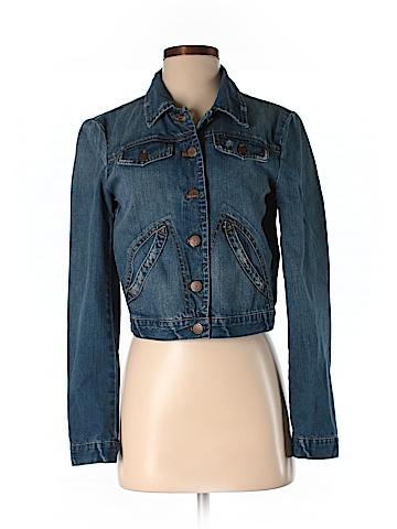 J. Crew Denim Jacket Size 4