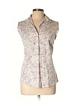 Eddie Bauer Sleeveless Button-Down Shirt Size XL (Tall)