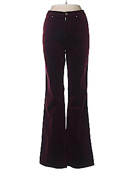 Cambio Velour Pants Size 6