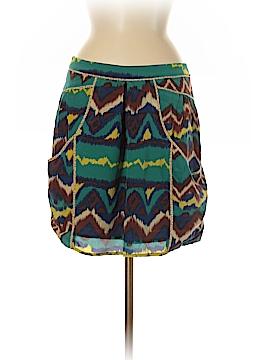 Gemma Silk Skirt Size M