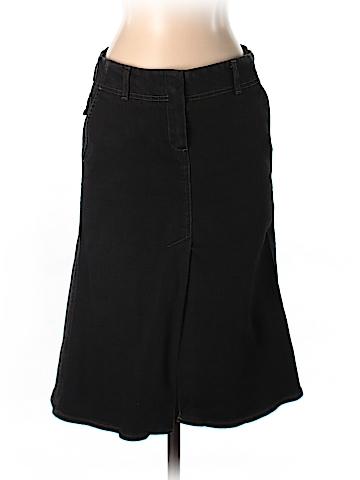 Theory Denim Skirt Size 0