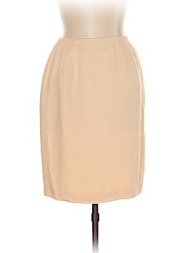 Linda Allard Ellen Tracy Casual Skirt Size 10 (Petite)