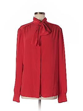St. John Long Sleeve Blouse Size 14