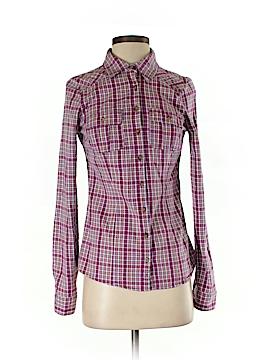 GRG Long Sleeve Button-Down Shirt Size S