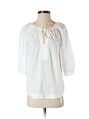 Ann Taylor LOFT Women 3/4 Sleeve Blouse Size XS