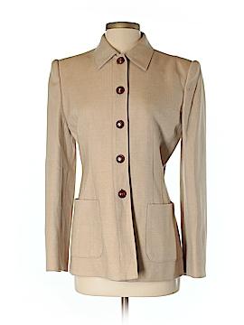 Valentino Miss V Wool Blazer Size 40 (IT)