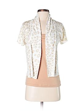 August Silk Cardigan Size P