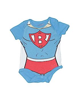 Bon Bebe Short Sleeve Onesie Size 6-9 mo