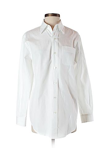 Haute Hippie Long Sleeve Button-Down Shirt Size XS