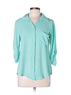 Kaitlyn 3/4 Sleeve Blouse Size M