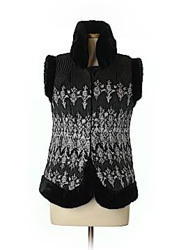 Aria Faux Fur Vest Size L