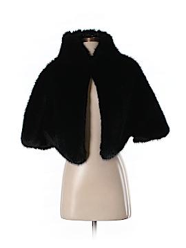 Bebe Faux Fur Jacket Size S