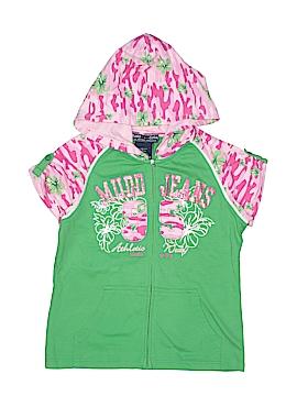 Mudd Girls Zip Up Hoodie Size 14