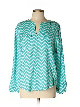 Escapada Long Sleeve Blouse Size L
