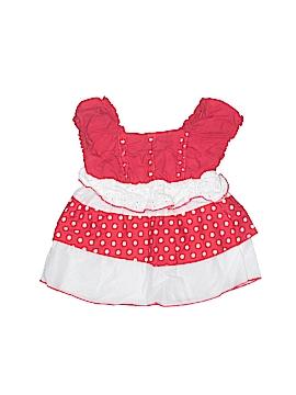 Kids Headquarters Short Sleeve Blouse Size 3T