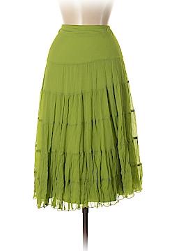Chadwicks Silk Skirt Size 6