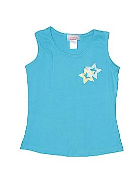 Extremely Me Sleeveless T-Shirt Size 7 - 8