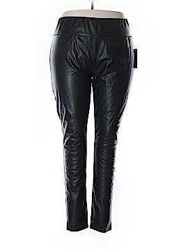 Lauren by Ralph Lauren Faux Leather Pants Size 22w (Plus)