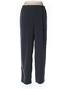 Dana Kay Casual Pants Size 16W