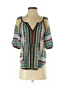Glam Short Sleeve Blouse Size S