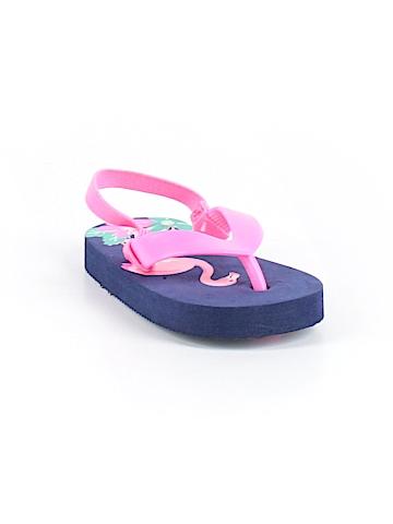 Carter's Flip Flops Size 3 - 4 Kids