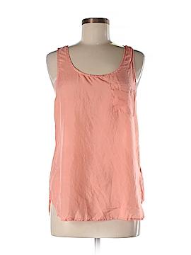 BB Dakota Sleeveless Silk Top Size M