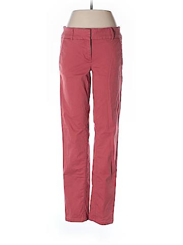 Ann Taylor LOFT Khakis Size 4 (Tall)