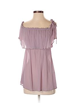 Wish Short Sleeve Blouse Size S