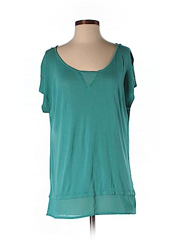 Halogen Short Sleeve Top Size S