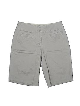 Noe + Zoe Khaki Shorts Size 6