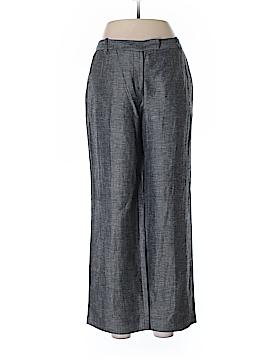Calvin Klein Linen Pants Size 6 (Petite)