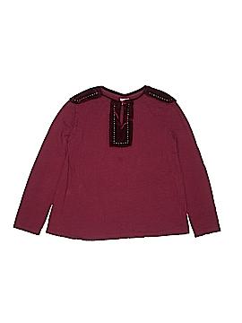Zara Long Sleeve Blouse Size 11