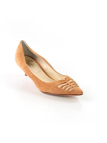 Butter Heels Size 6 1/2
