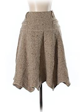 Strenesse Gabriele Strehle Wool Skirt Size 6
